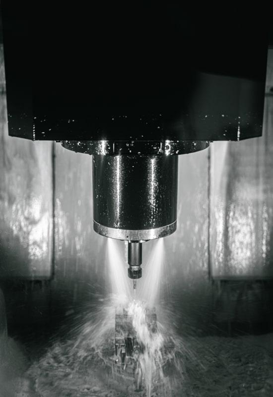 provvedi meccanica fresatura